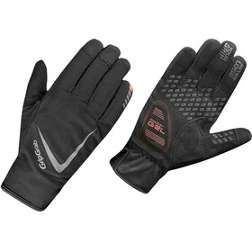 GripGrab Cloudburst Wasserdichte Midseason Handschuhe schwarz